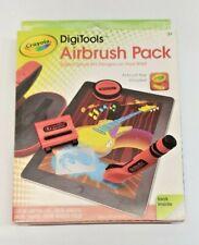 CRAYOLA DIGITOOLS AIRBRUSH PACK FOR IPAD DIGITAL ART SET