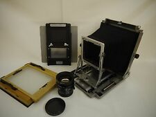 Toyo Field camera with  5x7  6x9 Topcor 210 lens