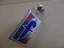 Pininfarina badge Emblem sign Zeichen logo signet Abzeichen f. Alfa Fiaz Lancia