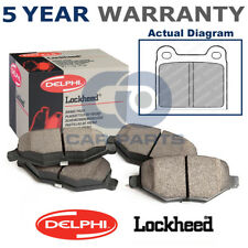 Rear Delphi Brake Pads For Volvo 240 260 740 760 780 850 940 960 C70 S70 V70