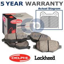 Rear Delphi Brake Pads For Volvo 240 260 740 760 780 850 940 960 C70 S70 V70