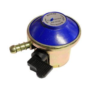 30 mbar Butane Gas Regulator Fits Calor 21mm Clip On Bottle – Caravan Motorhome