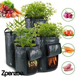 New Potato Grow Bags Tomato Plant Bag Home Garden Vegetable Planter Container