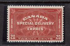 Canada #E4 VF/NH