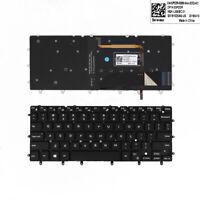 New Keyboard for Dell XPS 13 9343 9350 7347 7348 BLACK  US  (Backlit, Win8)