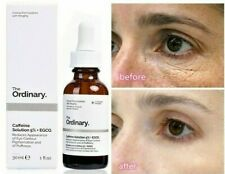 The Ordinary Caffeine 5% + EGCG Eye Serum Eye Cream Anti Wrinkles Dark Circles