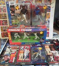 Baseball Collectible Toy Lot  Your Favorite Steroid-Users! McGwire Barry, Alex