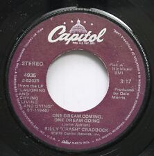 "Country 45 Billy ""Crash"" Craddock - One Dream Coming, One Dream Going / A Real C"