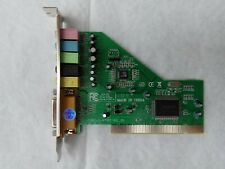 Dynamode 5.1 Channel PCI Soundcard with Creative Chipset