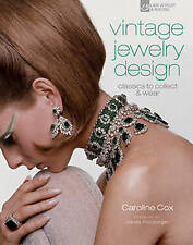 VINTAGE JEWELRY DESIGN: Classics to Collect & Wear: AU1/2 : HBL : NEW : FREE P&H