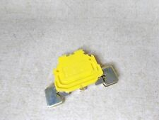 Schlegel IKE4 4mm^2 Terminal Connection Block End Clamp *FREE SHIPPING*