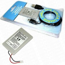 Replacement Internal Battery for Sony Ps3 Controller & Cable Set Lip1359 6x13akg