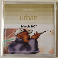 Mix Mash Urbano/marzo 2007/30 MPEG Music Videos en 2 Dvd's/para vjdj's