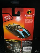 The Incredibles 2 Mr. Incredible's Die-Cast Super Car (2018, Jakks Pacific)