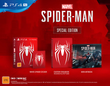 Spider-Man Special Edition PS4 *NEW*+Warranty!!