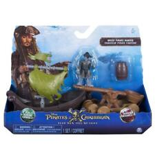 DISNEY PIRATES OF THE CARIBBEAN DEAD MEN TELL NO TALES GHOST PIRATE HUNTER SET