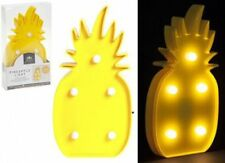 Battery Pineapple Lamps