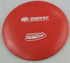 New Gstar Shryke 175g Driver Red Innova Disc Golf at Celestial Discs