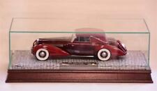 The Glass, Wood, and Mirrored Display Case for 1:18 Scale Cars  MM1229