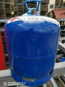 Gefüllte Propangasflasche 2,5kg (ähnlich R907, Grundpreis der Füllung 8€/1kg )