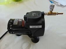 Gast Vacuum Pump 22D1180-201-1003, Fasco 71639662 motor