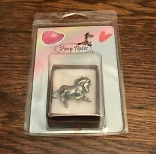 """Pony Pixies- Handcrafted Pewter, Friendship Pony """"Gime-Five�, Collectible, New!"""