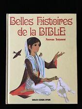 # Livre enfants - BELLES HISTOIRES DE LA BIBLE - Deux Coqs d'Or - 1982