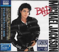 MICHAEL JACKSON - BAD 2018 JAPANESE BLU-SPEC CD2 REMASTERED CD 1987 ALBUM !