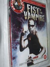 FIST OF THE VAMPIRE  Brain Damage Films Gory Horror DVD NEW & SEALED