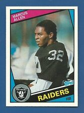 1984 Topps # 98 Marcus Allen  Oakland Raiders  NM/MT  Additional ship free