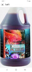 Microbe-Lift PL 1 gallon Beneficial Bacteria-pond algae control-fish & pet safe