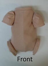 "Doe Suede Body for 12-13"" Dolls 3/4 Jointed Arms Full Jointed Legs #507"