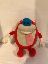 "Stimpy Plush 11"" Stuffed Animal Vintage 1992 Nickelodeon Mattel Toy"