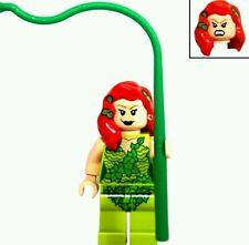 LEGO Superheroes Poison Ivy minifig Jokerland Batman minifig dc universe marvel