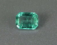 Smaragd 1,24 Karat Kolumbien    Emerald  Emeraude koxgems