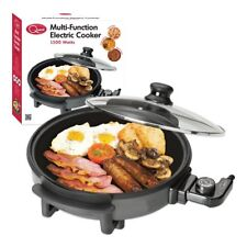 Quest Multifunctional Electric Cooker, 40 cm Brand New 1500 watts