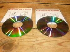 GANG OF FOUR - RETURN THE GIFT !!!!!!! RARE CD PROMO!!!!!!!!!!!!!!!!!!