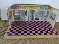 Vintage Dixie's Diner Tyco 1989 No Accessories