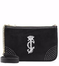 JUICY COUTURE LA GLAMOUR VELOUR CROSSBODY NWT