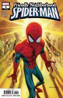 Friendly Neighborhood Spider-man #4 Marvel Comic 1st Print 2019 unread NM