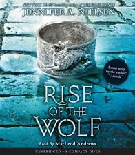 Mark of the Thief: Rise of the Wolf 2 by Jennifer A. Nielsen (2016, NEW, 8-CD)