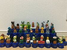F/S Super Mario Bros Pepsi dots bottle cap Figure 30 complete set Nintendo
