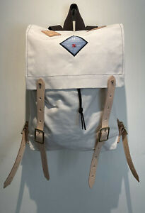 New! RARE Seil Marschall x Best Made Co canoe backpack. bag. Made in Germany.
