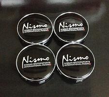 Wheel Center Caps 60mm Badge Set 4pcs Nismo
