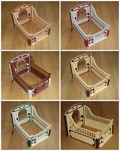 Playmobil ★ Pferdebox mit Futterraufe Auswahl ★ Reitstall Country