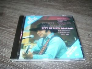 Steve Goodman - City of New Orleans * CD USA 1989 Country RARE *