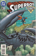 Superboy 1996 #26 DC Losin' It! part 2 Dubbilex Tana Moon Knockout Karl Kesel VF