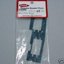 IF209BK Kyosho Genuine RC piezas placa de sistema de radio (Negro) NUEVO REINO UNIDO