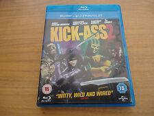 Kick-Ass 2. Blu-Ray + Ultraviolet