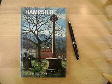 Hampshire hardback 1973 224 pages 1st ed family history source good book !!!